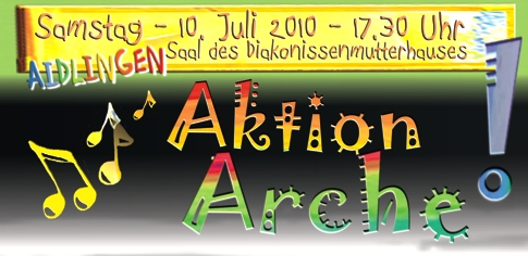 Aktion Arche_Homepage